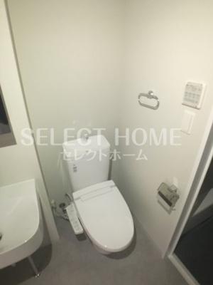 【トイレ】COZY岡崎柱町