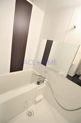 【浴室】ドゥエリング桜川