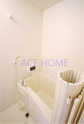 【浴室】ランドマークシティ大阪城南