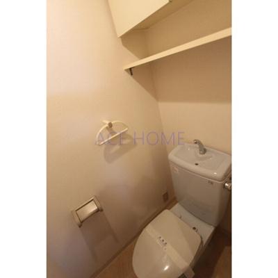 【トイレ】ディナスティ松屋町