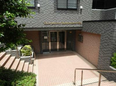 【エントランス】ライオンズマンション中野坂上シティ