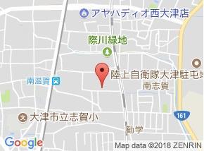 【地図】サンライフあけぼの