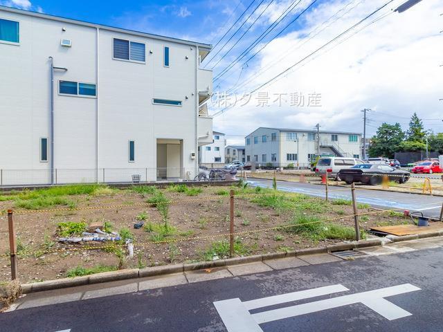 【外観】川口市元郷3丁目17-14(1号棟)新築一戸建てファーストタウン