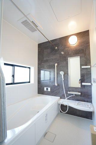 【浴室】伊勢崎市下植木町 2号棟