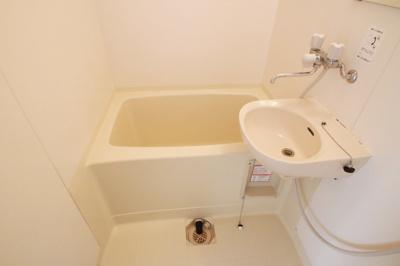 【浴室】マリンコーポ吉見 A棟