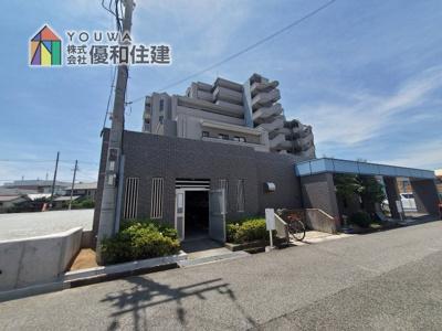 【外観】嵯峨クレセーヌ神戸西