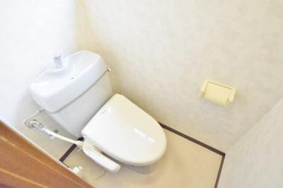 【トイレ】寛弘寺貸家