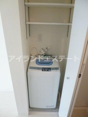 【設備】SOCIETY SAKURA-SHIMMACHI 独立洗面台 リノベーション済 オートロック