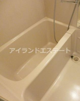 【浴室】SOCIETY SAKURA-SHIMMACHI 独立洗面台 リノベーション済 オートロック