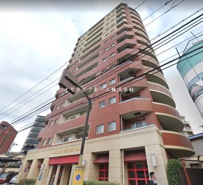【外観】アルシオン新小岩 6階 角 部屋 リ ノベーション済 2003年築