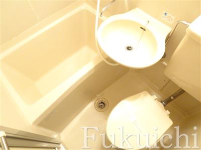 【浴室】カルタス都立大