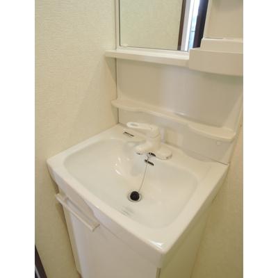 収納付きの洗面台(同一仕様)