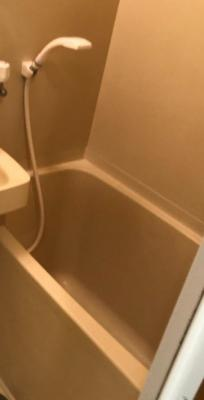【浴室】リクレイシア西麻布Ⅰ番館