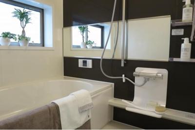 施工主施工例:浴室