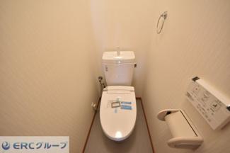 【トイレ】都通2丁目中古戸建