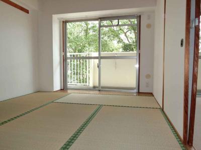 【和室】グリーンコーポジェームス山弐番館