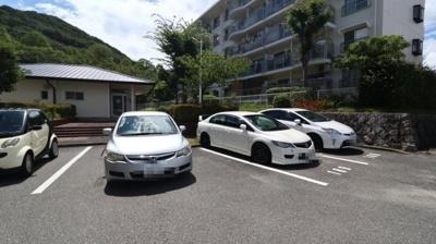 【駐車場】横尾1団地