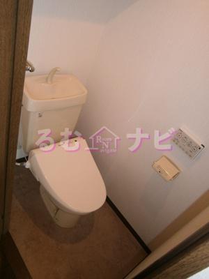 【トイレ】ベルクォーレ若久