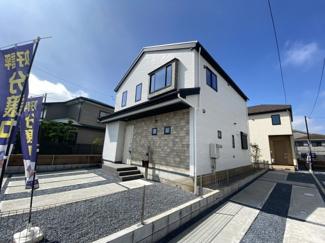 新京成線「三咲」駅徒歩15分の全4棟の新築一戸建てです。