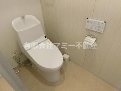 【トイレ】東方事務所A