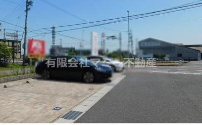 【駐車場】東方事務所A