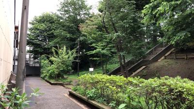 ぬくいの森緑地