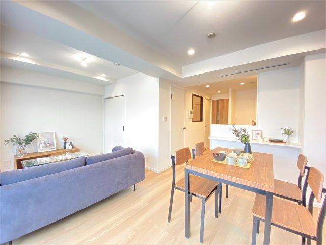 新規リノベーションマンションにつき快適に新生活をスタートできます 東京メトロ千代田線「町屋」駅徒歩12分です