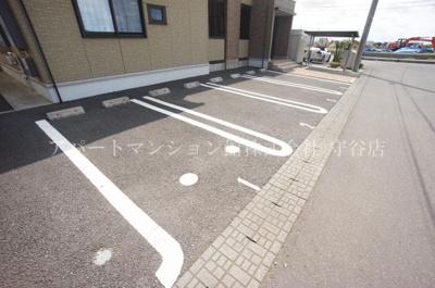 【駐車場】ヴィレッジヒルⅤTOYOSHIMA