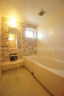 【浴室】ヴィレッジヒルⅤTOYOSHIMA