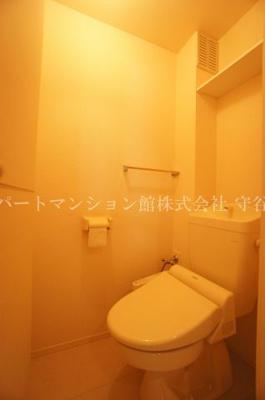 【トイレ】ヴィレッジヒルⅤTOYOSHIMA