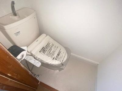 【トイレ】中道3丁目 貸家