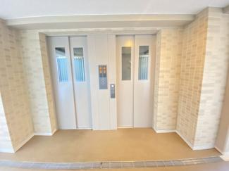 オハナ船橋習志野台 エレベーターは2基御座いますので、長時間待たされる心配がございません。