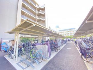 オハナ船橋習志野台 大型駐輪場完備!