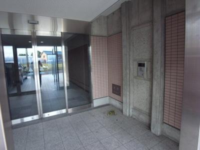 【エントランス】ソレイユ南野