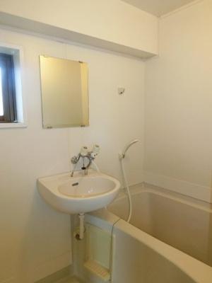 【浴室】リバーサイド三和