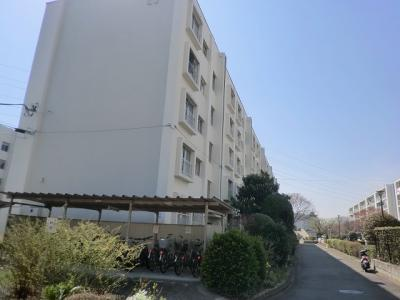 【外観】立川富士見町住宅26号棟