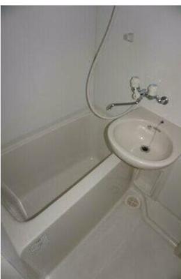 【浴室】ティーリーフ横浜レジーナ