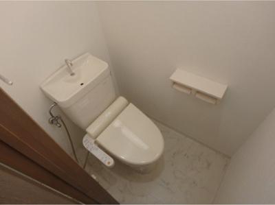 【トイレ】シティリブノダ