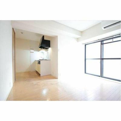 【居間・リビング】セブンスターマンション第2青葉台