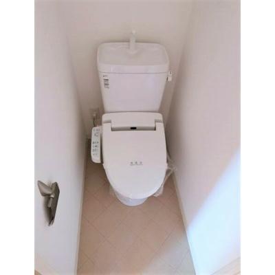 【トイレ】アドバンス上町台グレイス