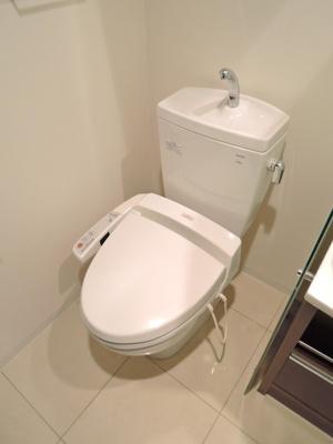 【トイレ】レジュールアッシュ難波LUXE