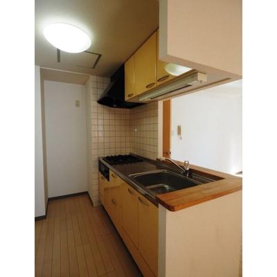 【キッチン】ルピナス三条館