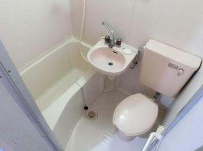 【浴室】アップルハウス町田8B