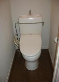【トイレ】フローラル元木