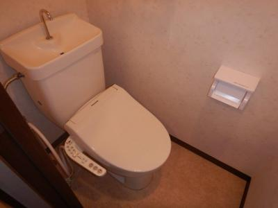 【トイレ】ファーストクラス相模大野第2