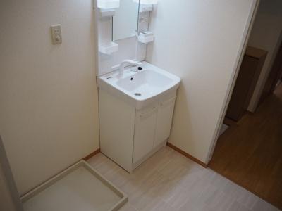 洗面所です 【COCO SMILE ココスマイル】同型タイプ