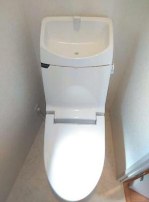 【トイレ】カスティーロ大和町