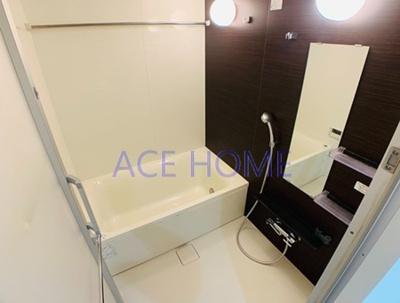 【浴室】ナチュール天王寺