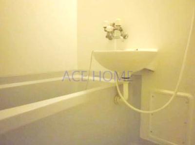 【浴室】ドミール江戸堀