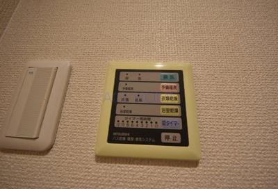 【設備】プレサンス難波OCAT前